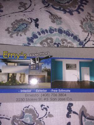 Painting interior, ext, gabinet,kichen,... for Sale in San Jose, CA