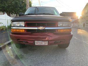 2001 Chevy Blazer for Sale in Dracut, MA