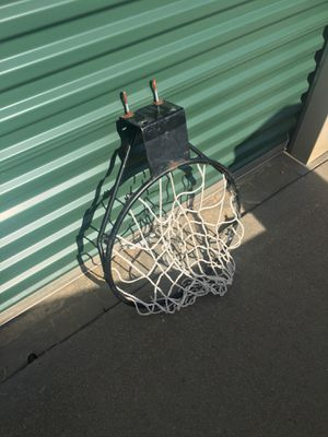 🏀 Basketball hoop and net ⛹🏻♂️ for Sale in Wichita, KS