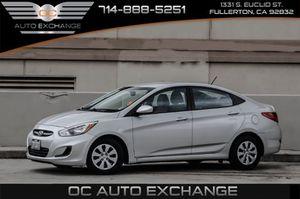 2017 Hyundai Accent for Sale in Fullerton, CA