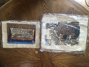 Egyptian Hieroglyphics pictures in plastic! for Sale in Lynnwood, WA