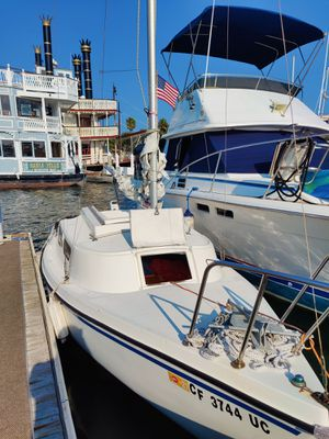 22.5 ft eclipse sailboat (1980) for Sale in San Diego, CA