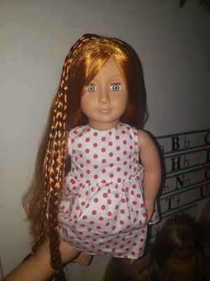American girl red toy for Sale in Miami, FL