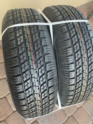 St 215 / 75 d 14 trailer tires for Sale in Miami, FL