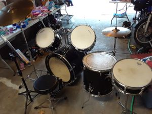 Sound Perscussion drum set for Sale in Berlin Charter Township, MI