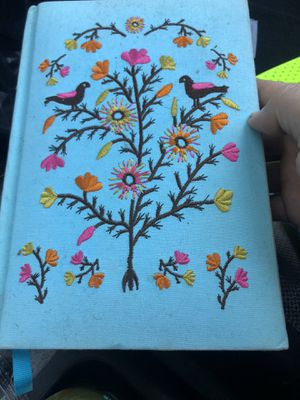 Embroidered notebook for Sale in Oakley, CA