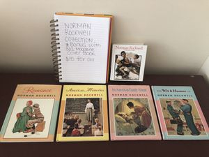 Norman Rockwell Collection for Sale in West Springfield, MA