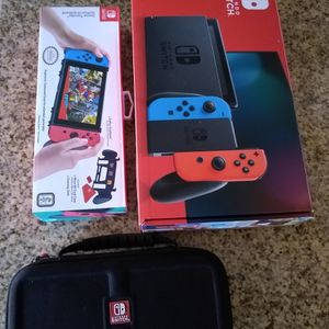 Nintendo Switch v2 With Extras for Sale in Fullerton, CA