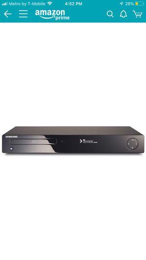 Blueray DVD Player NO REMOTE for Sale in Miami, FL