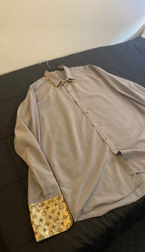 Louis Vuitton Dress Shirt for Sale in Los Angeles, CA