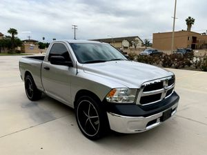 2013 Dodge Ram 1500 ST Single cab Short Bed🔥🔥🔥 Clean title ✅ Current tags ✅ Smog✅ 125kmiles for Sale in Anaheim, CA