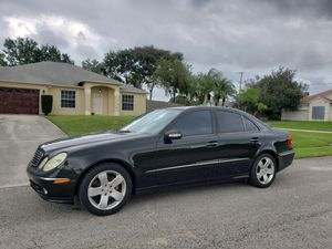 2004 Mercedes Benz E500 Sport for Sale in Port St. Lucie, FL
