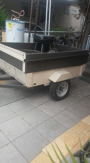 Trailar 5x8 for Sale in Bloomington, CA
