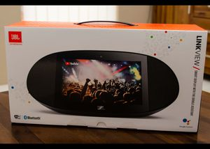 JBL LINK VIEW Smart Display for Sale in Tulsa, OK