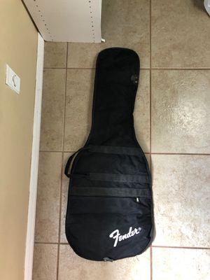Fender Gig Bag for Guitar Carry Case for Sale in Orlando, FL