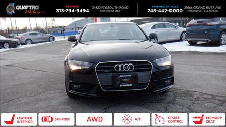 2014 Audi A4 for Sale in Redford Charter Township,  MI