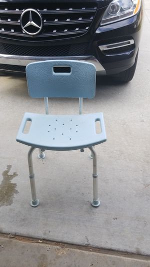 Shower chair for Sale in Tulsa, OK