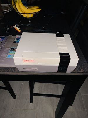 Original Nintendo with games for Sale in Lewisville, TX