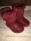 Baby girl boots size 6 for Sale in Worcester, MA