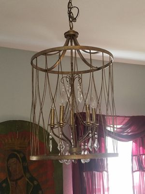 Bird Cage Chandelier for Sale in Liberty Hill, TX