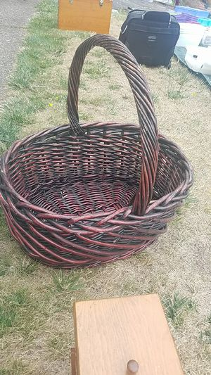 Large basket for Sale in Hillsboro, OR