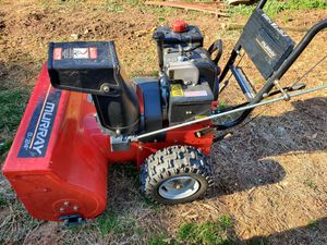 "Murray 24"" MTD Snow Blower for Sale in Frederick, MD"
