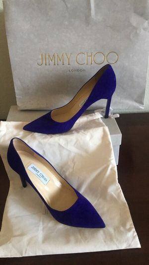 Jimmy choo size 7 1/2 for Sale in US