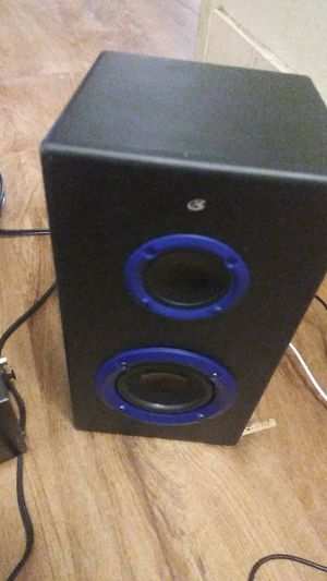 GPX Portable Speaker SA64B for Sale in Las Vegas, NV