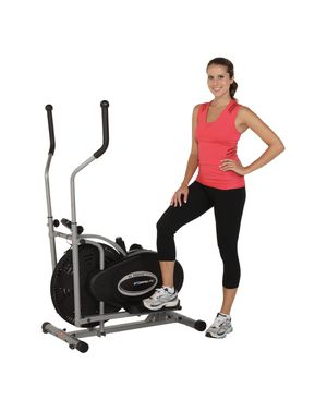 New In Box Exerpeutic 260 Air Elliptical exercise bike for Sale in Austin, TX