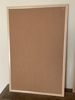 Cork Board and Pins for Sale in Marietta, GA