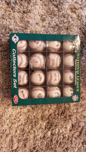 National League Baseballs 1998 Rawlings for Sale in Union City, CA