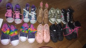 Girls 12c shoes for Sale in South Saint Paul, MN