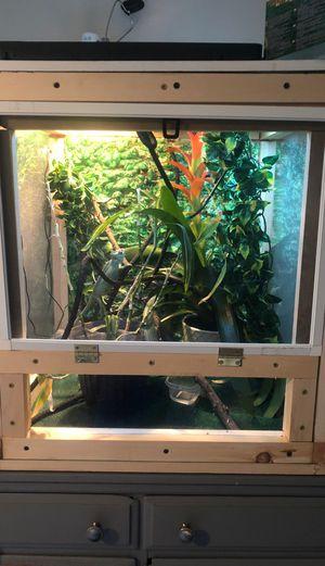 Custom reptile terrariums for Sale in Lee's Summit, MO