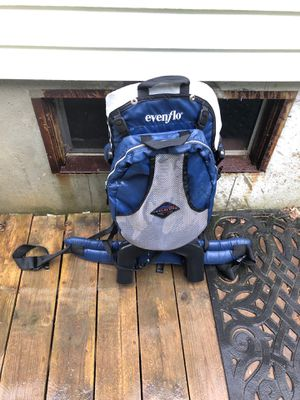 Camping backpack for children used a few times for Sale in Worcester, MA