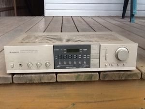 Pioneer SX-5 Vintage AM/FM Stereo Receiver - Tested & Working for Sale in Chicago, IL
