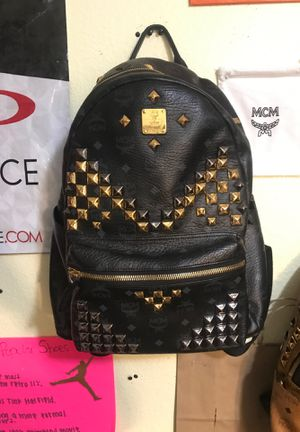 Mcm bag new post dropped price for Sale in Las Vegas, NV