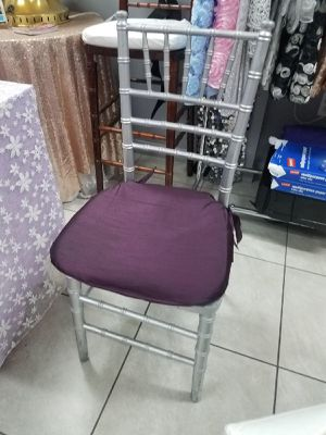 chiavari chairs used for sale for Sale in Miami, FL