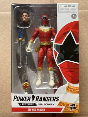 Power Rangers Zeo Red Ranger Tommy for Sale in Charlotte, NC