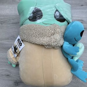 Star Wars The Child Ginourmous Cuddle Plush for Sale in Westlake Village, CA