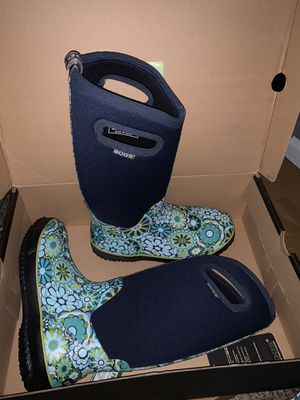 Women's rain boots for Sale in Hyattsville, MD