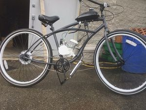 "80cc gas powered 29"" cruiser brand new! ( bicycle, bike ) for Sale in Greensburg, PA"