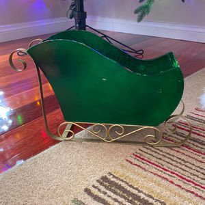 Santa Sleigh for Sale in Lake Forest, CA