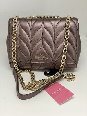 KATE SPADE🔥NWT🔥BRIAR LANE QUILLED LEATHER BAG for Sale in Orlando, FL