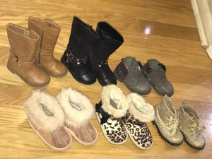 Toddler boots for Sale in Orlando, FL