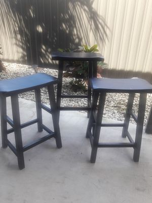 3 stool for a bar for Sale in Hialeah, FL