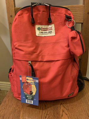 Emergency bag to place in your trunk for Sale in Litchfield Park, AZ