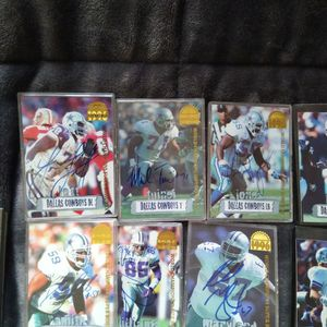 Dallas Cowboys Football Cards for Sale in Whittier, CA