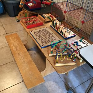 Kids Activities A lot Of Fun 80 0bo for Sale in Los Angeles, CA