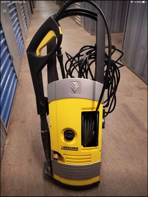 Karcher pressure washer for Sale in Silver Spring, MD