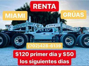 Grua quinta rueda Miami for Sale in Miami, FL